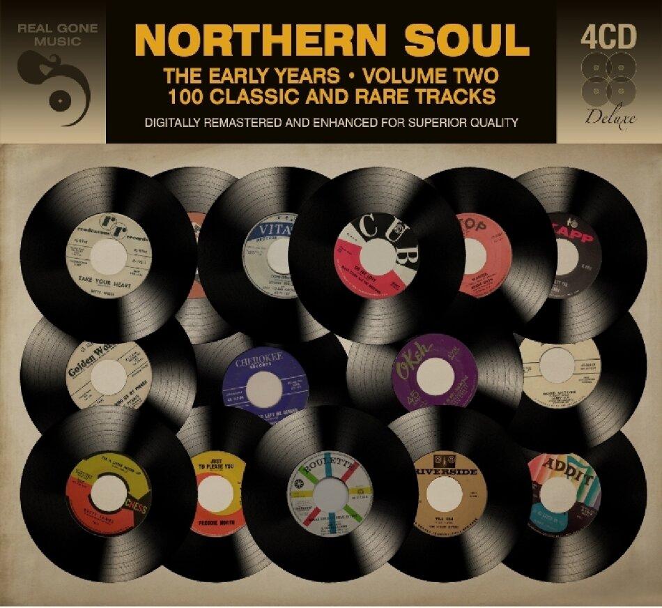 Northern Soul Vol. 2 (4 CDs)