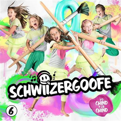 Schwiizergoofe - 6 (2 CDs)