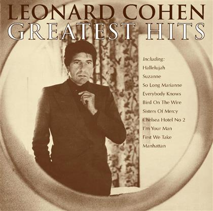 Leonard Cohen - Greatest Hits (LP)