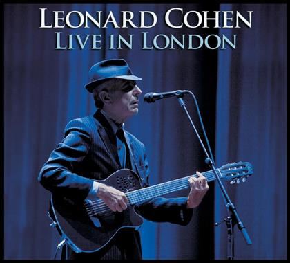 Leonard Cohen - Live In London (3 LPs)