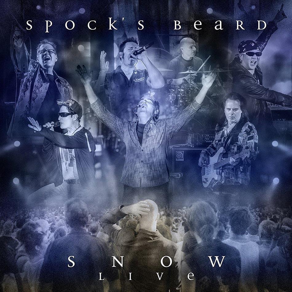 Spock's Beard - Snow - Live (2 CDs + 2 DVDs)