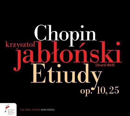 Krysztof Jablonski & Frédéric Chopin (1810-1849) - Etudes Op.10 & 25