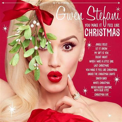 Gwen Stefani (No Doubt) - You Make It Feel Like Christmas