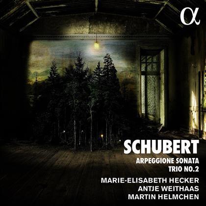 Marie-Elisabeth Hecker, Antje Weithaas, Martin Helmchen & Franz Schubert (1797-1828) - Klaviertrio Nr. 2 D.929/Arpeggip Sonate