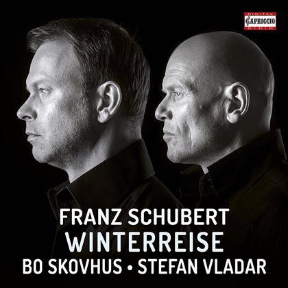 Franz Schubert (1797-1828), Bo Skovhus, Stefan Vladar & Franz Schubert (1797-1828) - Winterreise