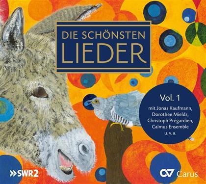 Various - Die schönsten Lieder Vol. 1
