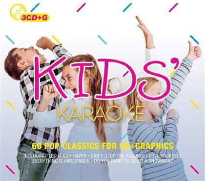 Kids Karaoke - Various (3 CDs)