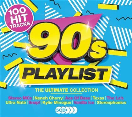 90s Playlist (5 CD)