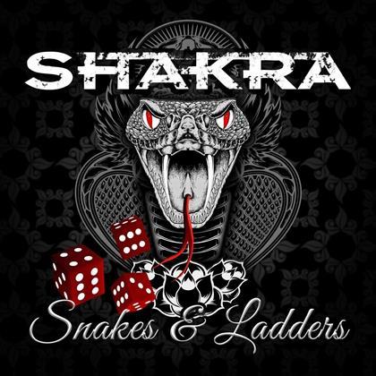 Shakra - Snakes & Ladders (Red Vinyl, 2 LPs)