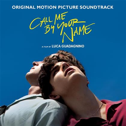 Call Me By Your Name - OST