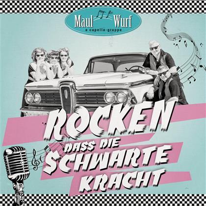 Maul-Wurf - Rocken Dass Die Schwarte Kracht (LP)