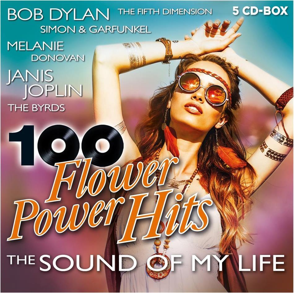 100 Flower Power Hits (5 CDs)