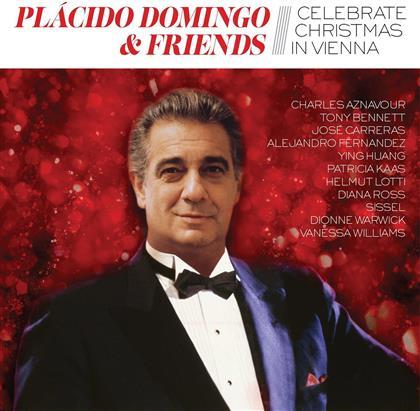 Placido Domingo, Charles Aznavour, Tony Bennett, José Carreras, Alejandro Fernandez, … - Domingo & Friends Celebrate Christmas In Vienna