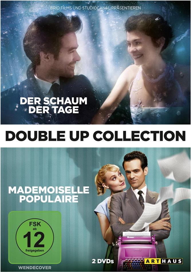 Der Schaum der Tage / Mademoiselle Populaire (Double Up Collection, Arthaus, 2 DVDs)