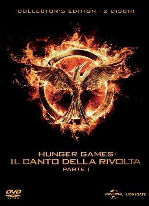 Hunger Games 3 - Il canto della rivolta - Parte 1 (2014) (Collector's Edition, 2 DVDs)
