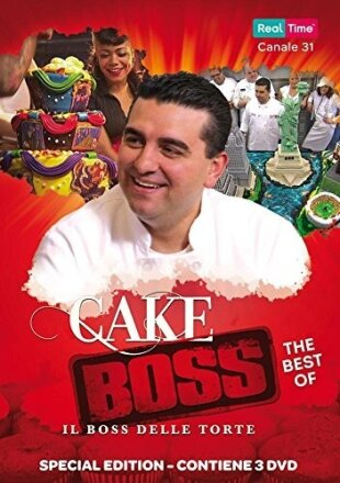 Cake Boss - Il boss delle torte - Best of Buddy (3 DVDs)