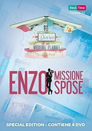 Enzo - Missione Spose / Diario di un Wedding Planner (Special Edition, 4 DVDs)
