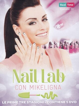 Nail Lab - Stagione 1-3 (5 DVDs)