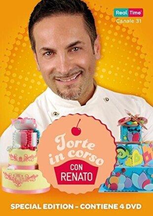 Torte in corso con Renato (Special Edition, 4 DVDs)