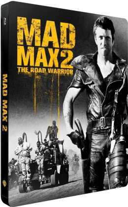 Mad Max 2 (Limited Edition, Steelbook)