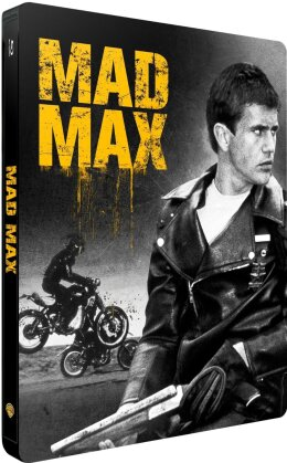 Mad Max (1979) (Limited Edition, Steelbook)