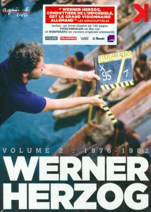 Werner Herzog Vol. 2 - 1976 – 1982 (Limited Edition, 7 DVDs + Blu-ray)