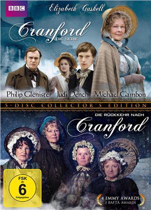 Cranford - Die Serie / Die Rückkehr nach Cranford (Collector's Edition, 5 DVDs)
