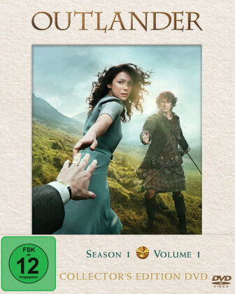 Outlander - Staffel 1.1 (Limited Collector's Edition, 3 DVDs)