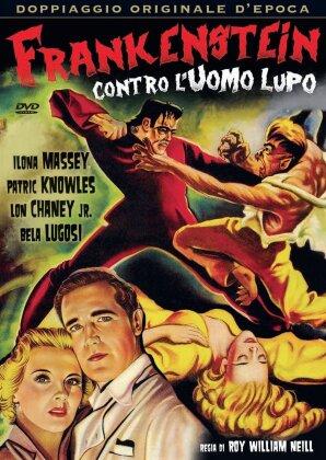 Frankenstein contro l'uomo lupo - (Doppiaggio originale d'epoca) (1943)