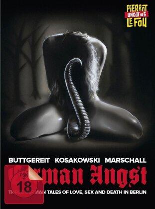German Angst - Three German Tales of Love, Sex and Death in Berlin (2015) (Limited Edition, Mediabook, Uncut, Blu-ray + DVD)