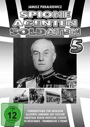 Spione, Agenten, Soldaten - Box 5 (4 DVDs)