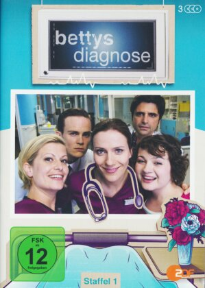 Bettys Diagnose - Staffel 1 (3 DVDs)