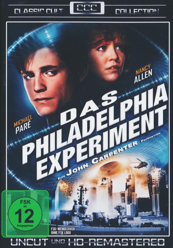 Das Philadelphia Experiment (1984) (Classic Cult Collection, Remastered, Uncut)