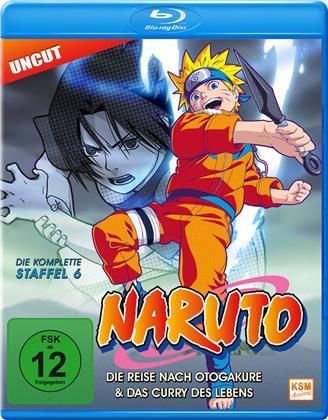 Naruto - Staffel 6 (Uncut)