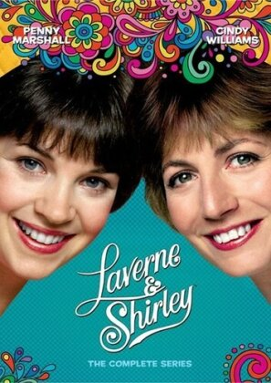 Laverne & Shirley - The Complete Series (Box, 28 DVDs)