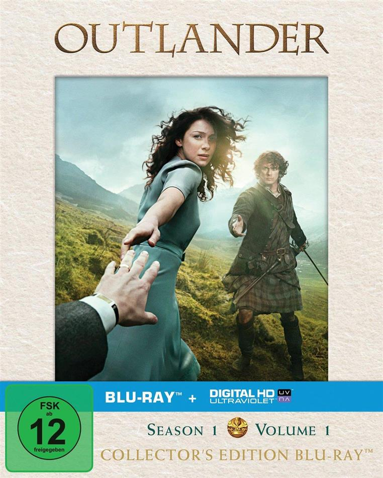 Outlander - Staffel 1.1 (Limited Collector's Edition, 2 Blu-rays)