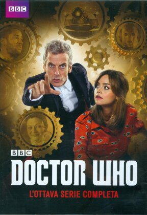 Doctor Who - Stagione 8 (BBC, 5 DVDs)