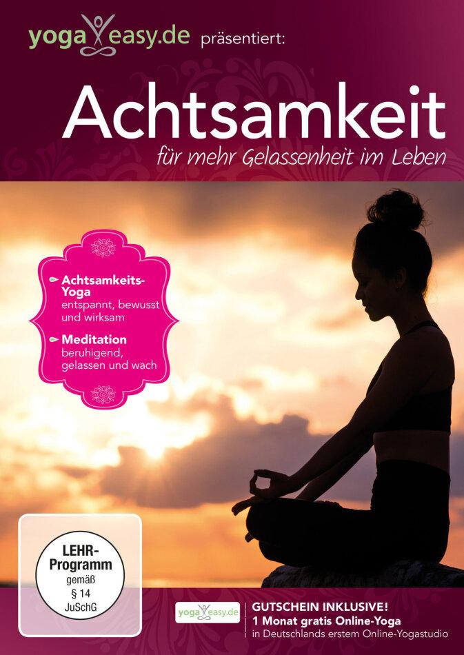 Achtsamkeit - Für mehr Gelassenheit im Leben (Digibook)