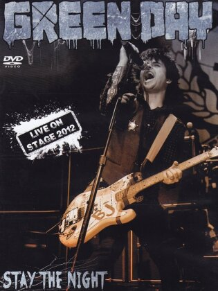 Green Day - Stay the night - Live on stage 2012 (Inofficial)