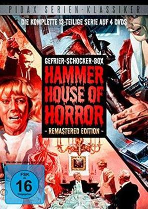 Gefrier-Schocker-Box - Hammer House of Horror - Die komplette Serie (Remastered, 4 DVDs)