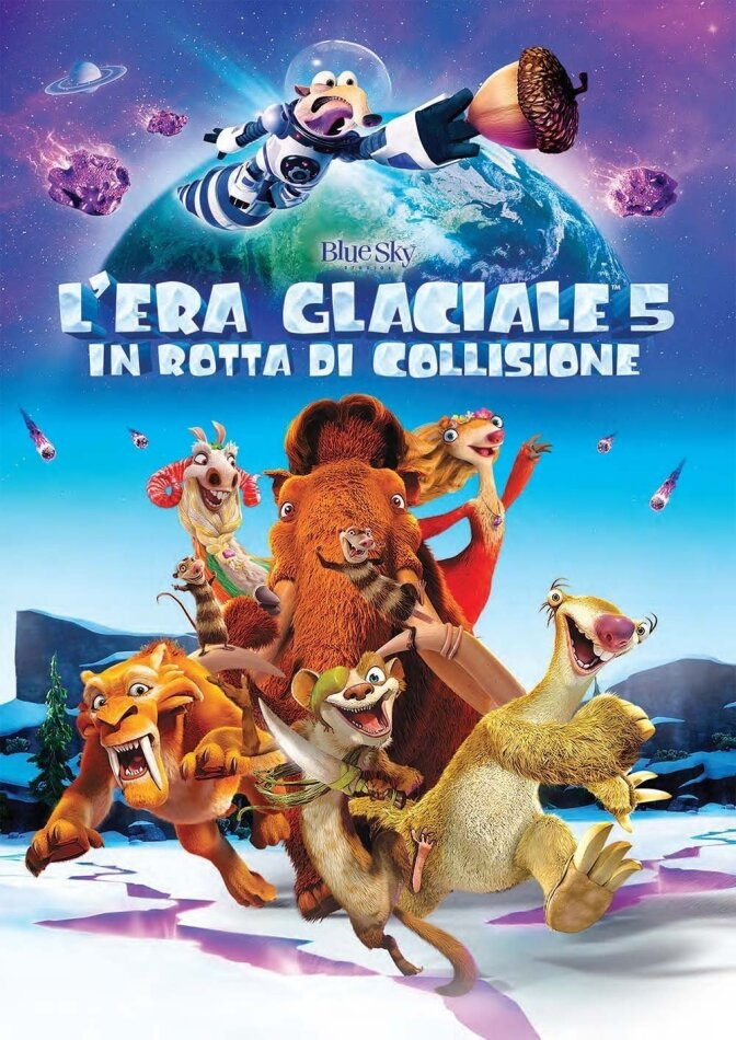 L'era glaciale 5 - In rotta di collisione (2016)