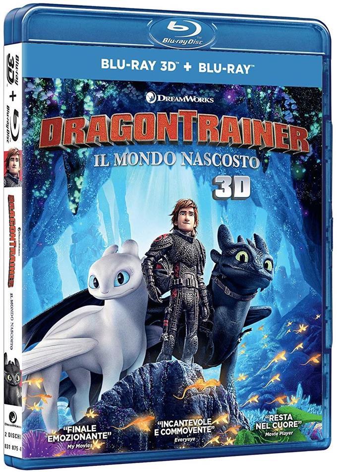Dragon Trainer 3 - Il Mondo Nascosto (2019) (Blu-ray 3D + Blu-ray)