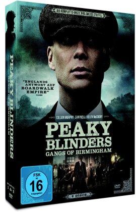 Peaky Blinders - Gangs of Birmingham - Staffel 1 + 2 (6 DVDs)