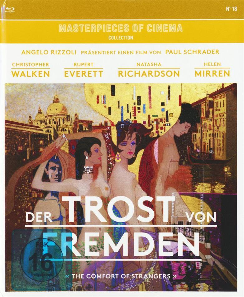 Der Trost von Fremden (1990) (Masterpieces of Cinema, Digibook)