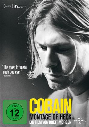 Cobain - Montage of Heck (2015)