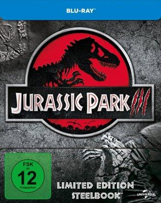 Jurassic Park 3 (2001) (Limited Edition, Steelbook)