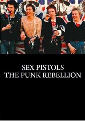 The Sex Pistols - The Punk Rebellion (2014)