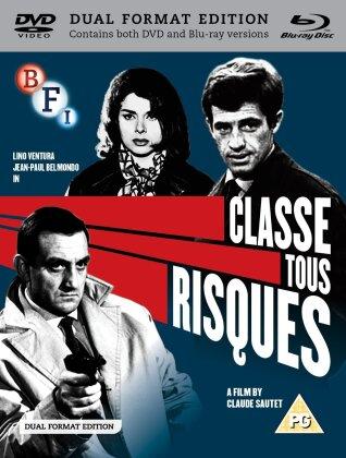 Classe Tous Risques - Classe Tous Risques (2PC) (1960) (Blu-ray + DVD)