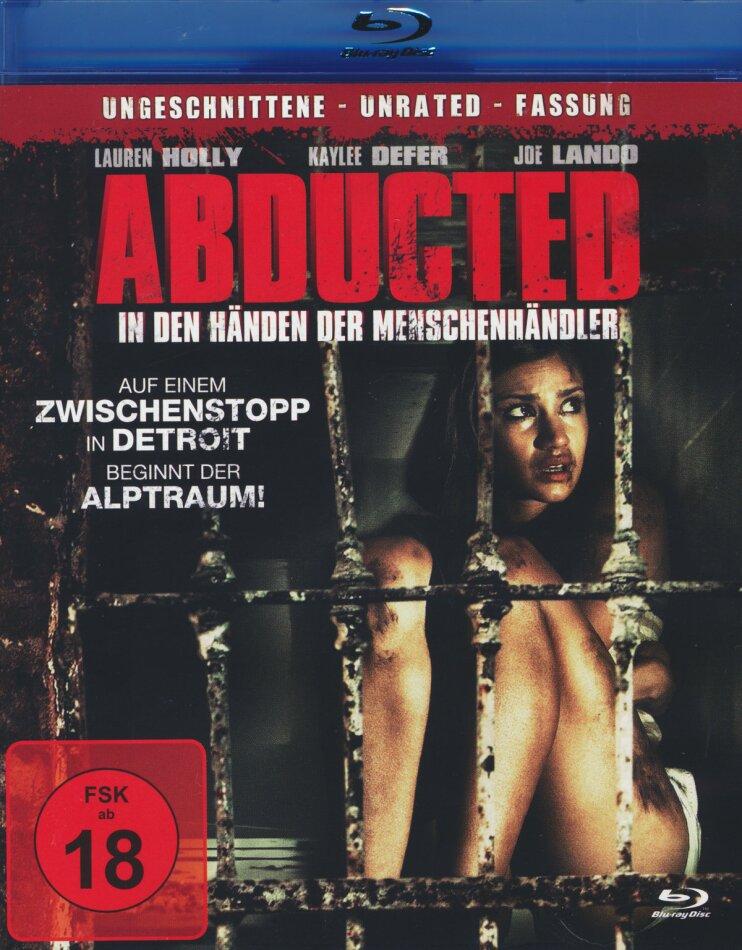 Abducted - In den Händen der Menschenhändler (2013) (Uncut, Unrated)