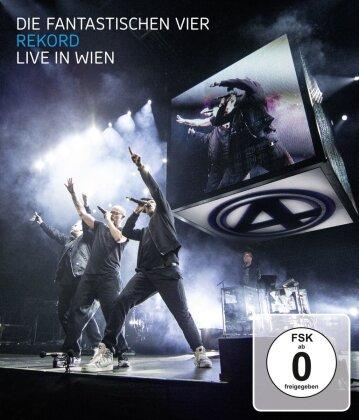 Die Fantastischen Vier - Rekord - Live in Wien